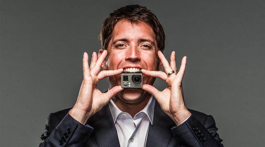 Ник Вудман - создатель GoPro
