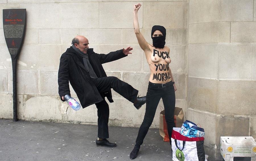 Радикальный феминизм
