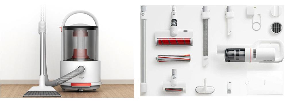 Пылесос Deerma Carrying Vacuum Cleaner