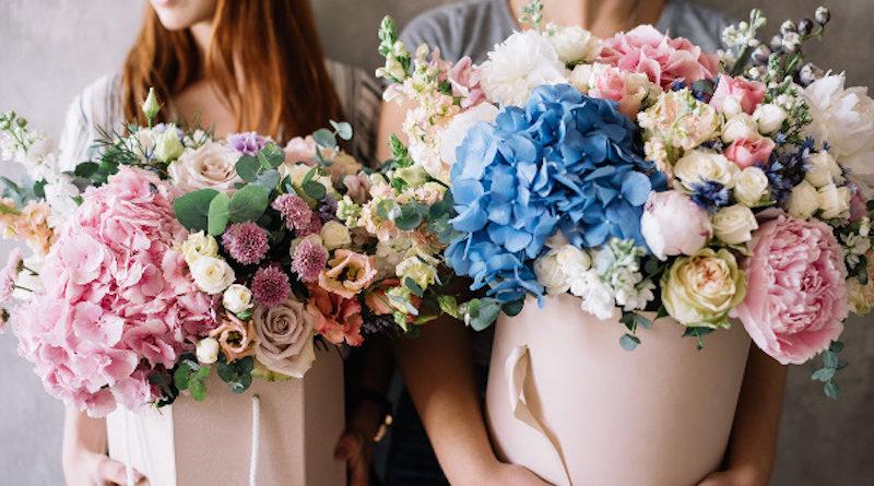 ТОП-доставка цветов 2019