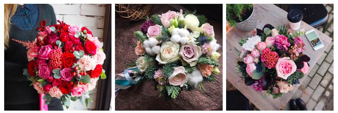 TRAVA - доставка цветов