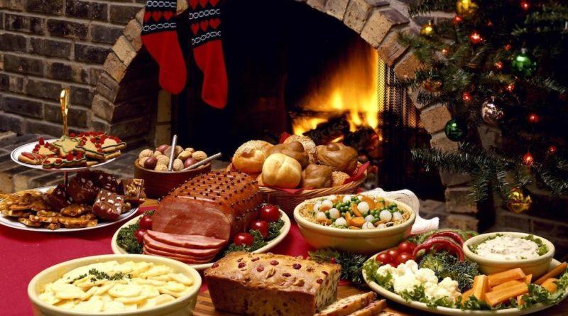 Новогодний ужин в разных странах