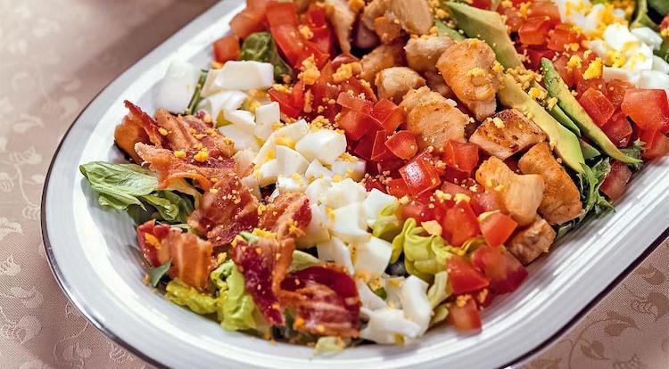 Кобб-салат