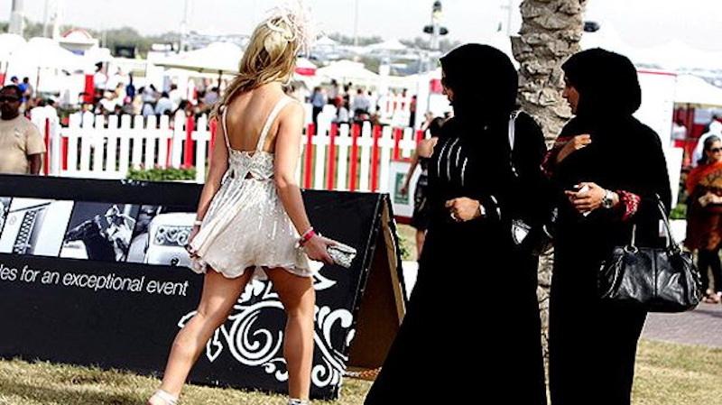 Запреты в Дубаях