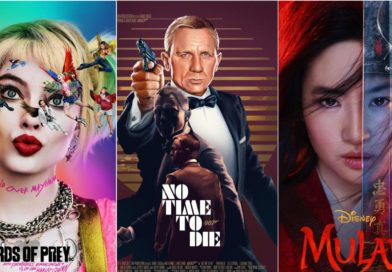 Топ самых ожидаемых киноновинок первой половины 2020 года
