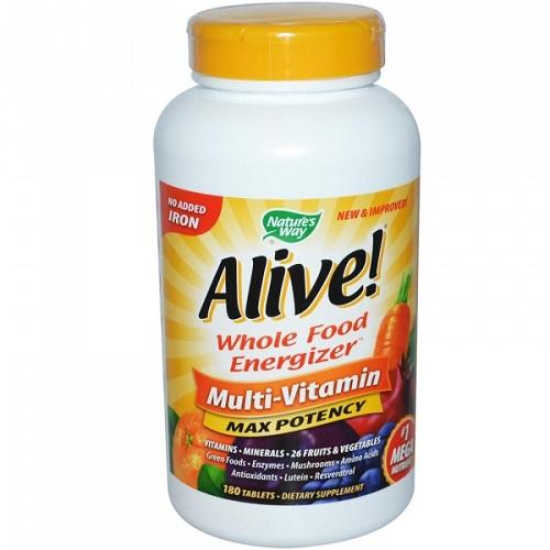 Топ-10 лучших мультивитамин для взрослых на iHerb