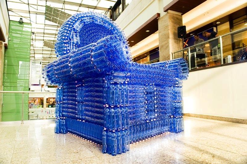 Топ-5 изделий из пластиковых бутылок своими руками