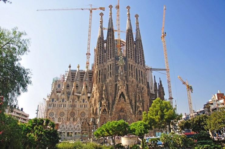 Красивые здания мира
