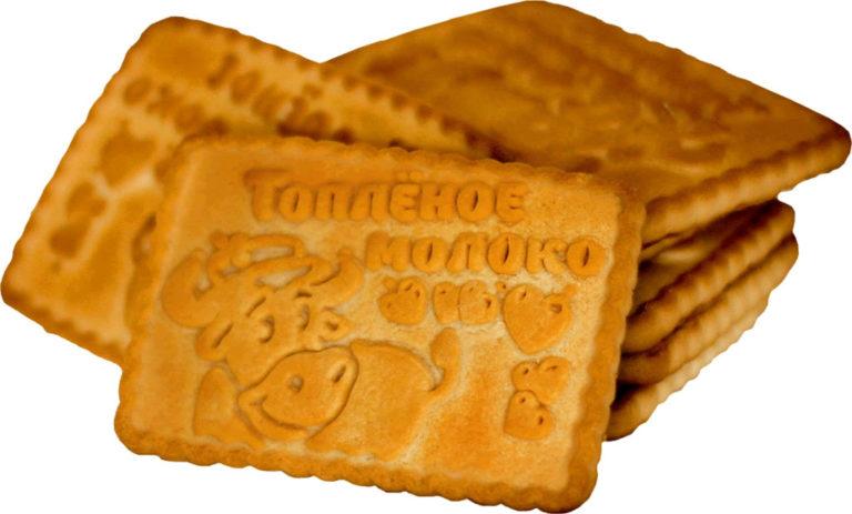 """Худшее сахарное печенье """"Топленое молоко"""": топ 7 марок"""