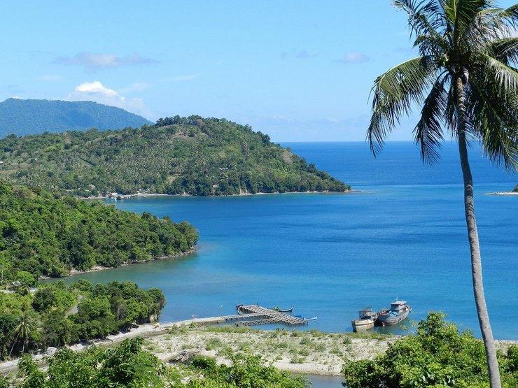 Топ 10 больших островов в мире
