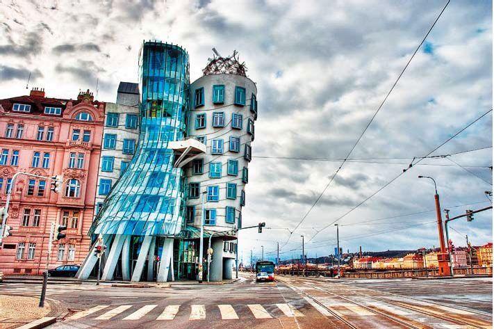 ТОП-10: современные шедевры архитектуры