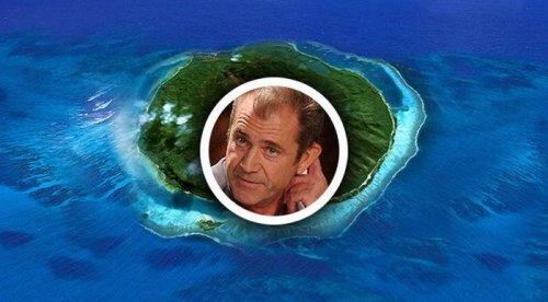Топ-10: частные острова знаменитостей