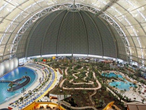 Топ-10 необычных аквапарков