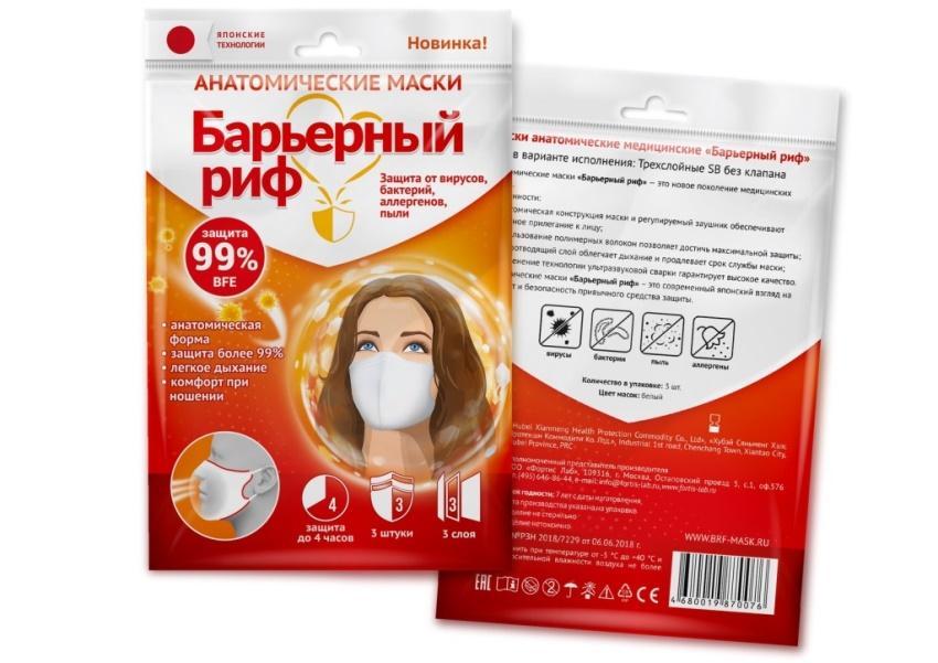 ТОП-10 респираторов от вирусов