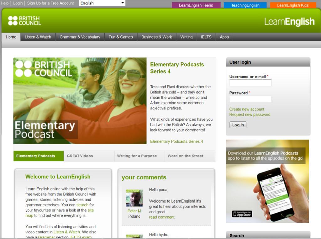 Английский онлайн: 6 бесплатных сайтов для изучения языка