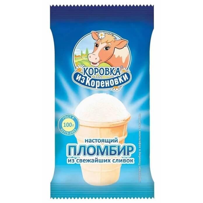 Топ-7 видов мороженого без пальмового масла