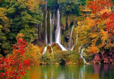 10 живописных озер со всего света