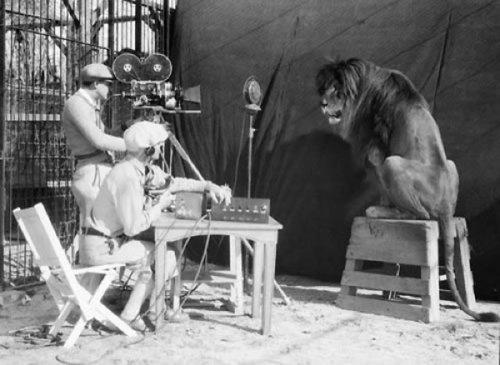 10 интересных фотографий за кулисами истории фильмов