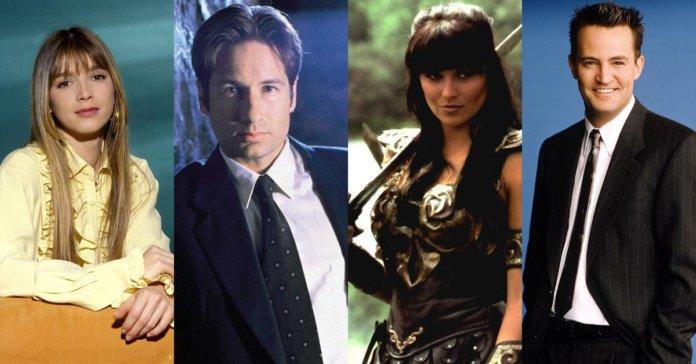 15 культовых сериалов 90-х годов