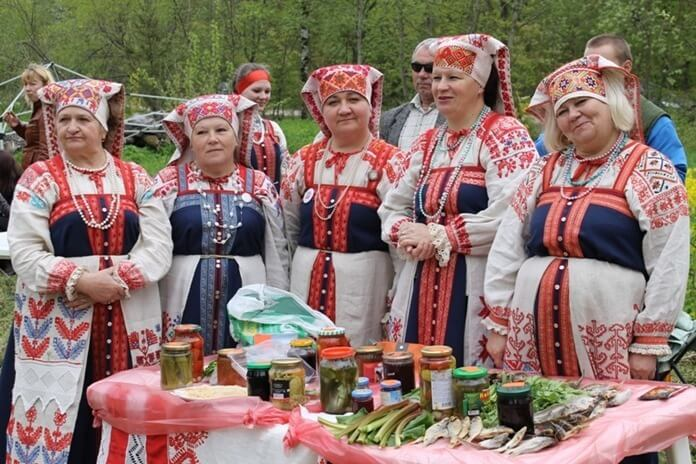 Рейтинг малочисленных национальных групп России