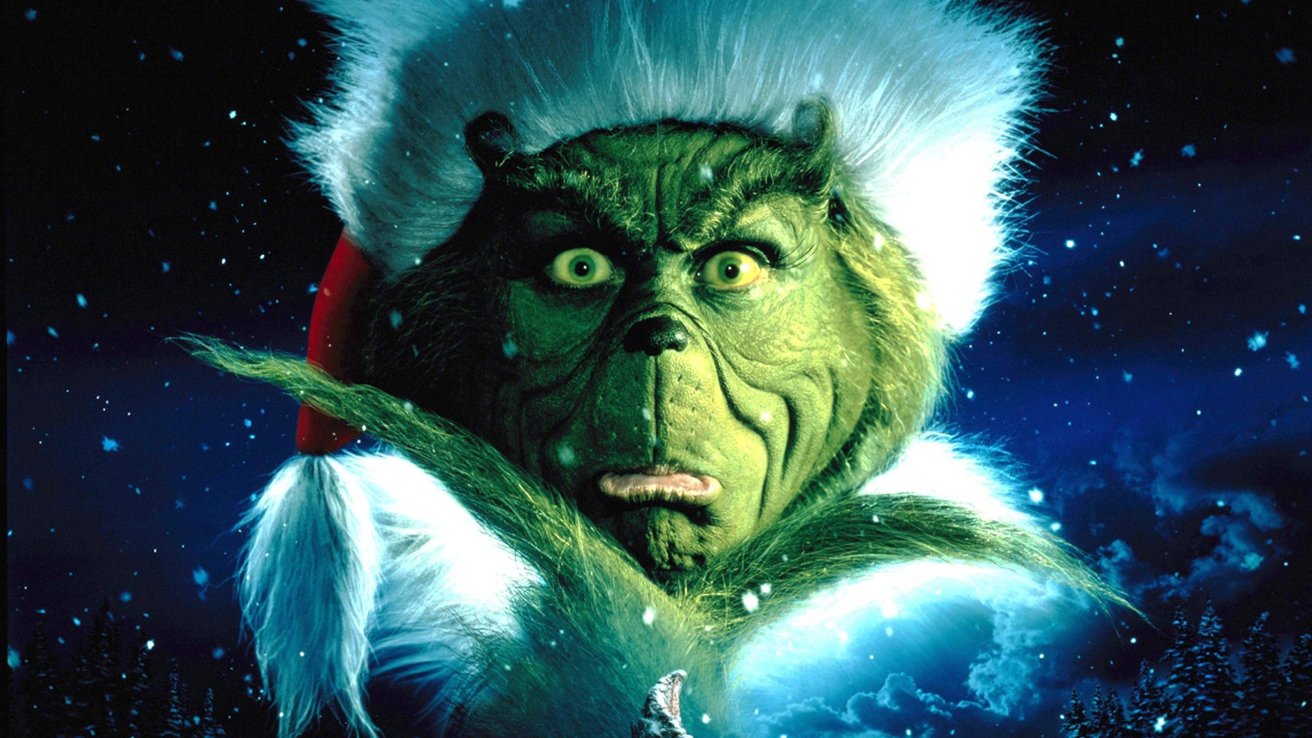 Гринч – похититель Рождества  новогодние фильмы