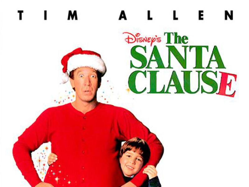 Санта Клаус (1994) на новый год фильм