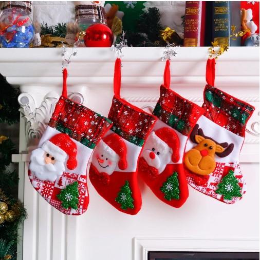 сапоги рождественские на новый год подарок