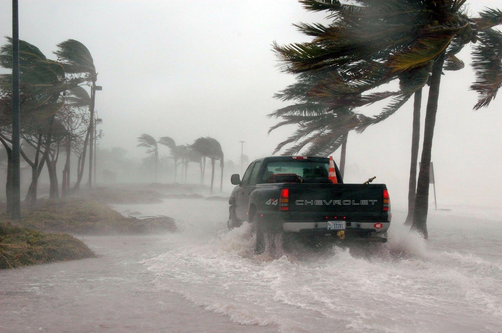 Топ5 страшныйх стихийных бедствий