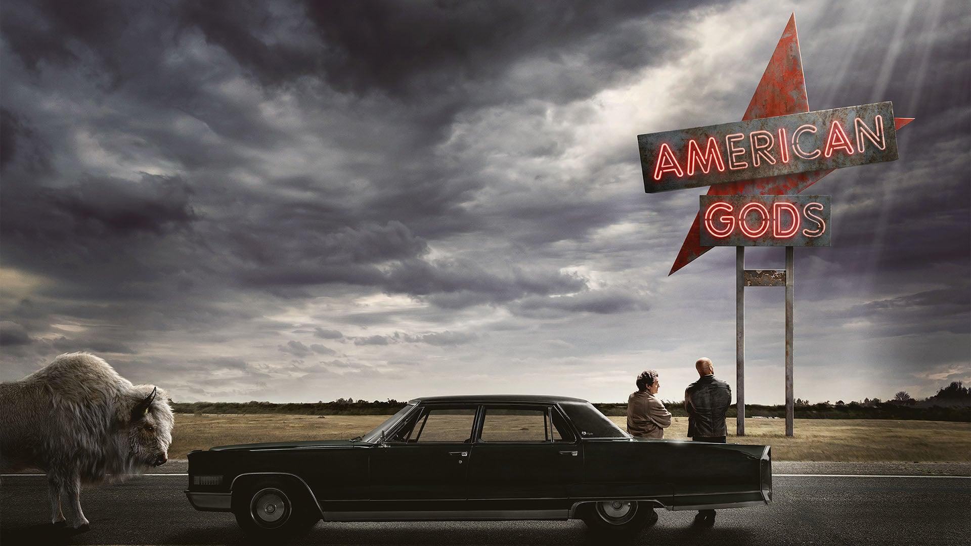 American Gods сериал
