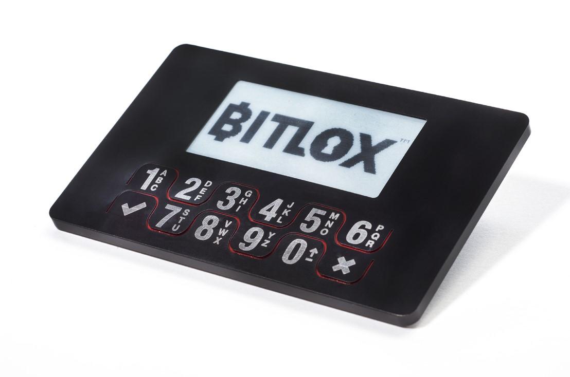 аппаратный кошелек холдного хранения криптовалют Bitlox