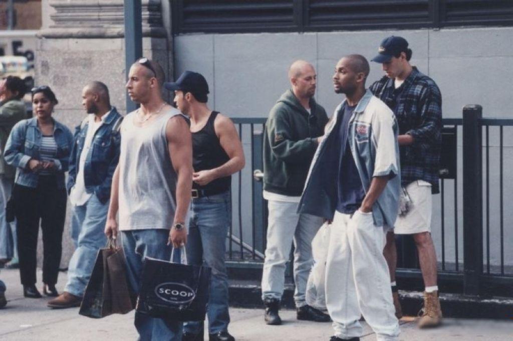 Бродяги (1997) Вин дизель фильм