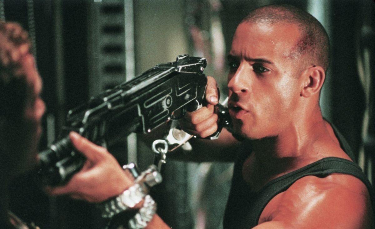 Чёрная дыра (1999) вин дизель кино