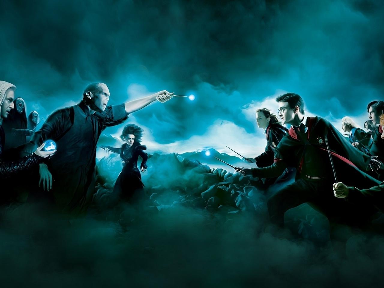 Гарри Поттер (2001–2011)