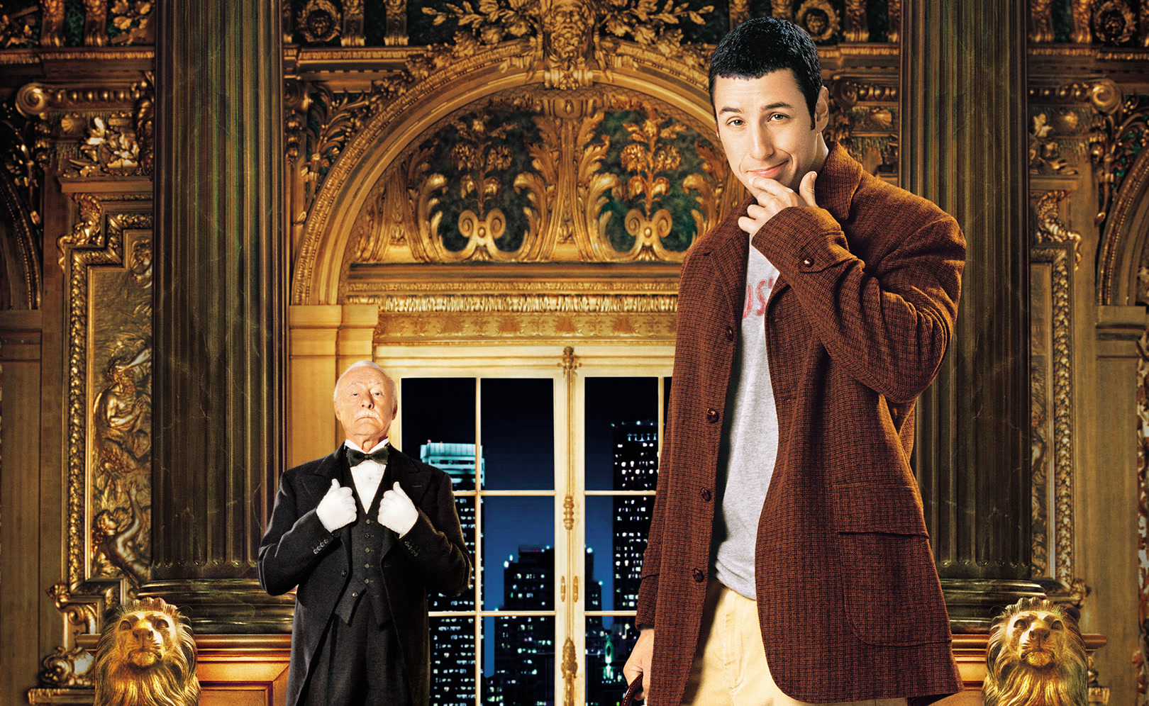 Миллионер поневоле (2002)