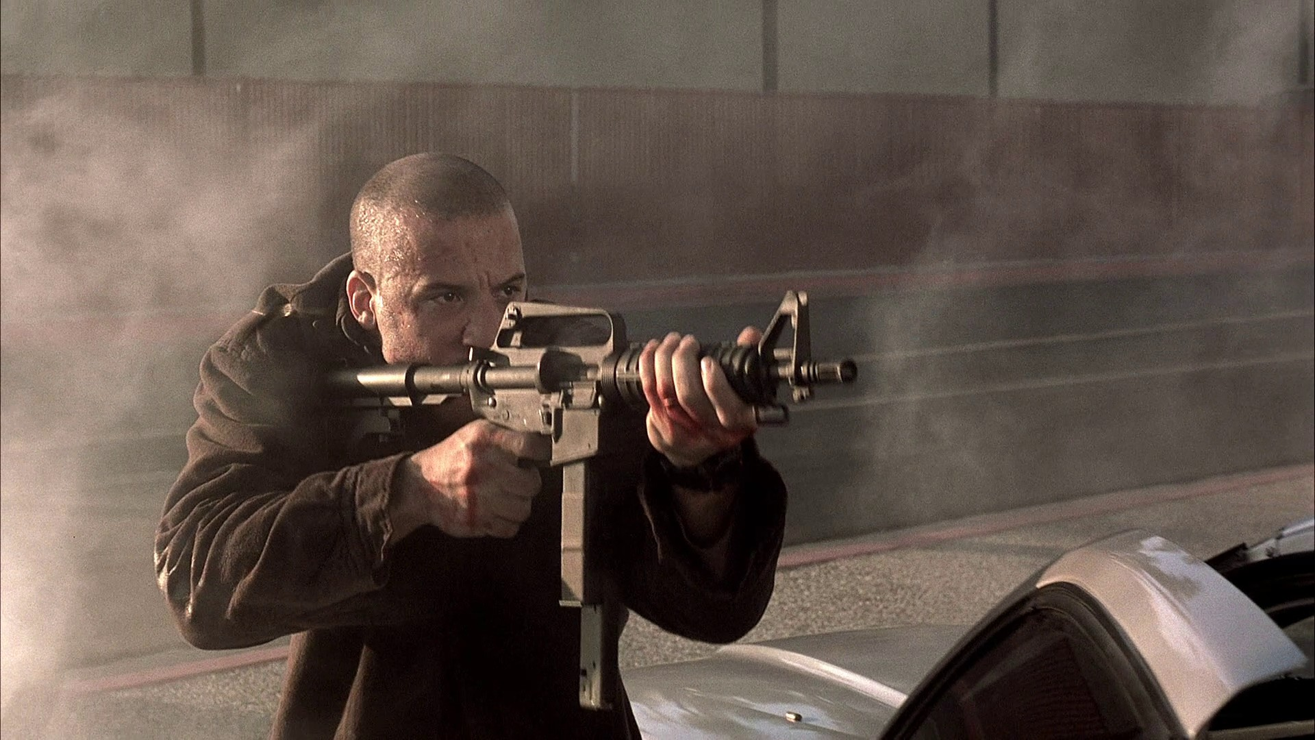 Одиночка (2003) кино Вин Дизель