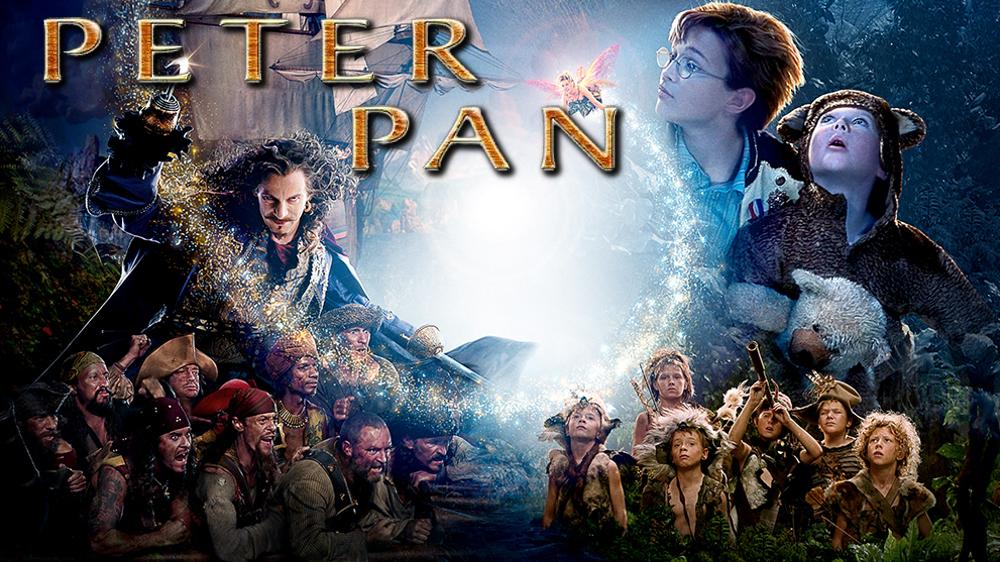 Питер Пэн (2003) фэнтази