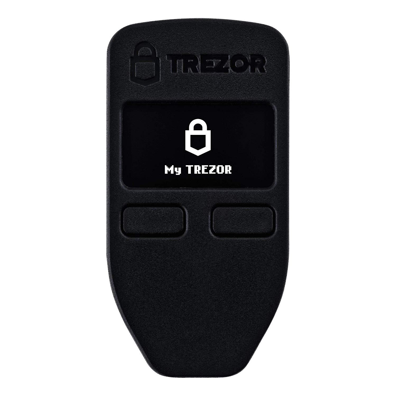 Trezor аппаратный кошелек для криптовалют
