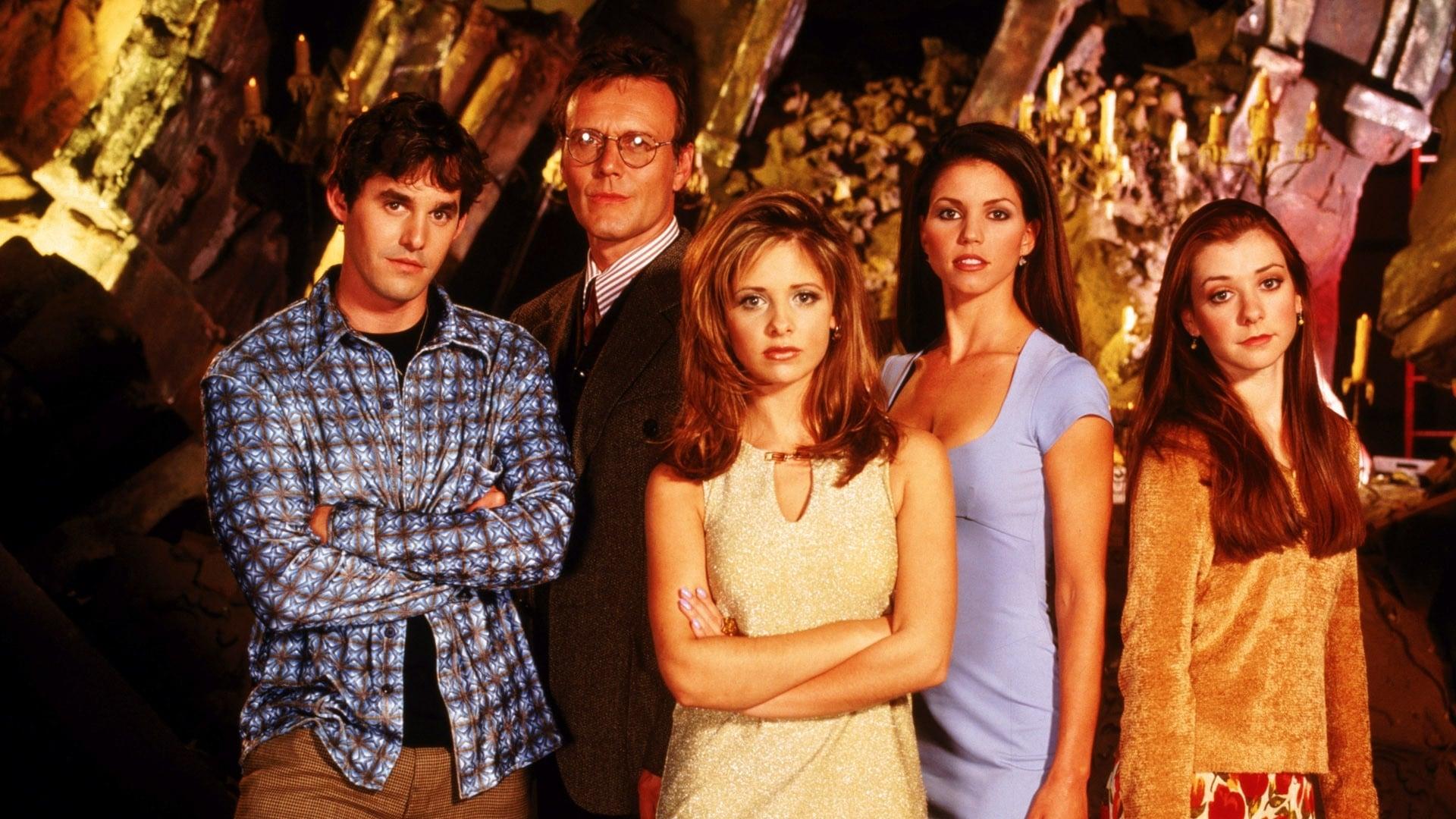 Баффи Истребительница Вампиров/Buffy The Vampire Slayer