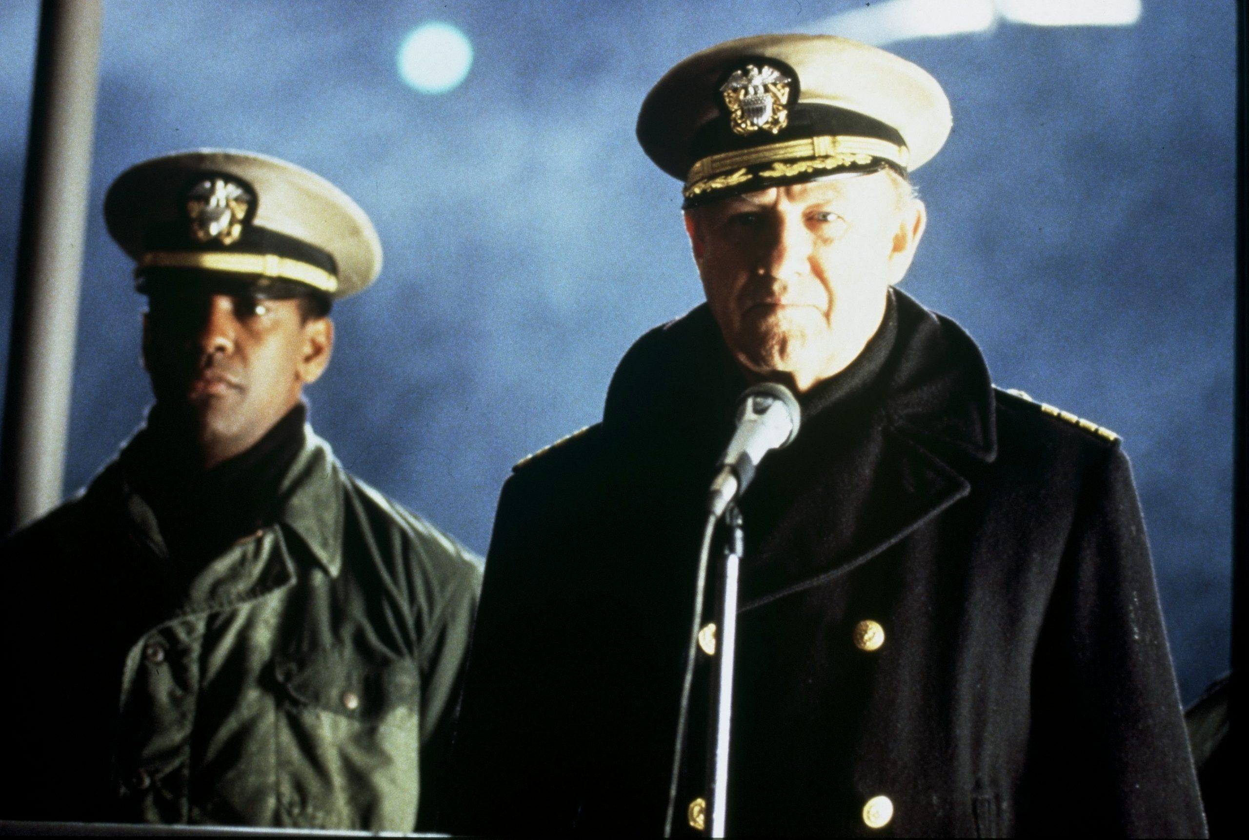 Багровый прилив (1995)