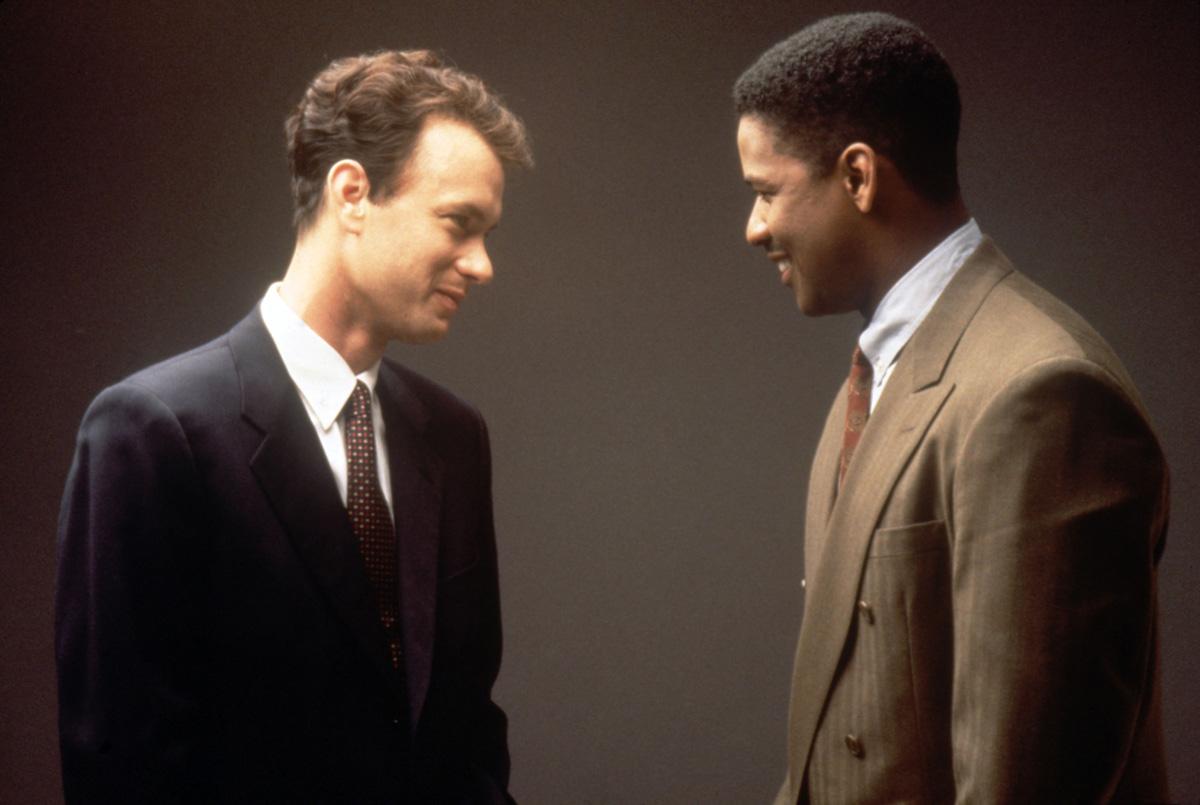 Филадельфия (1993 ) топ фильмы Дензела Вашингтона