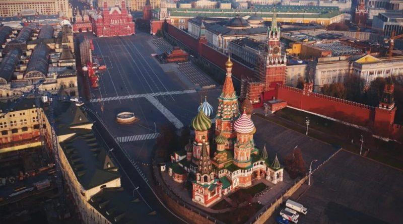 Красная Площадь самые красивые места России