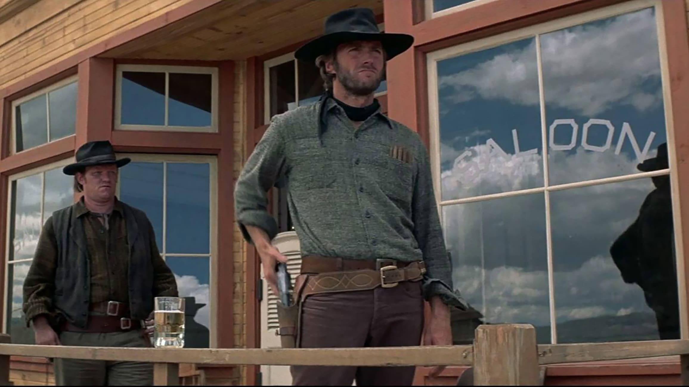 Бродяга высокогорных равнин (1973)