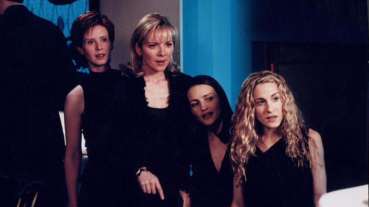 Секс в большом городе (1998 - 2004)