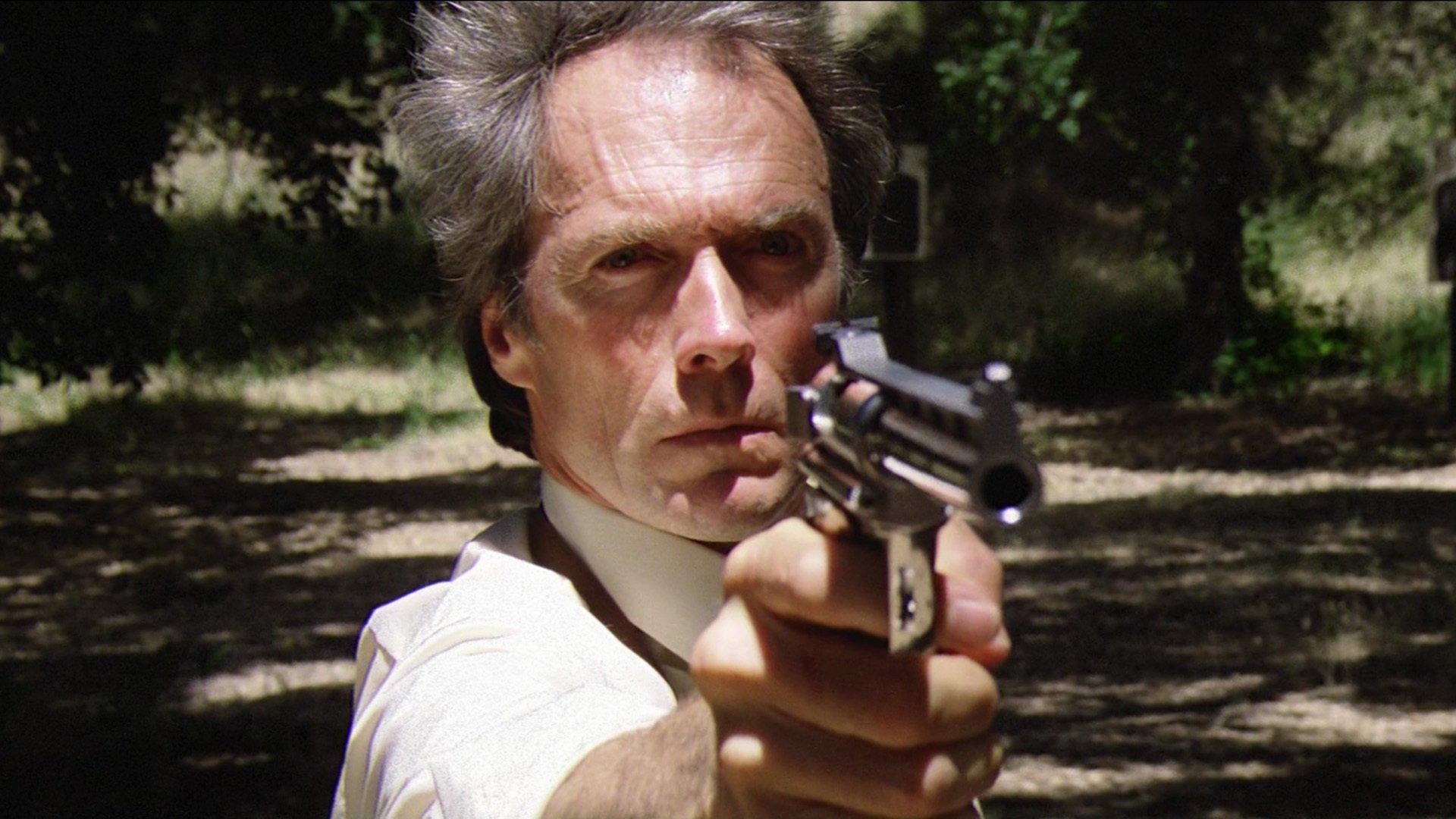 Внезапный Удар (1983) Клинт Иствуд