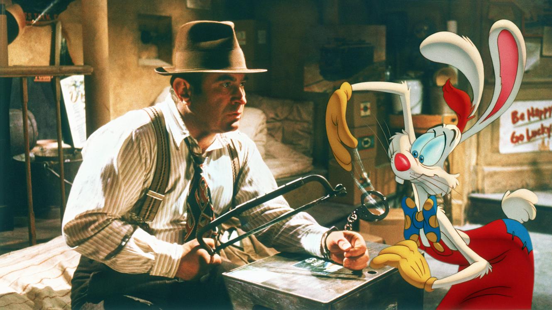 Кто подставил кролика Роджера фильмы детективы
